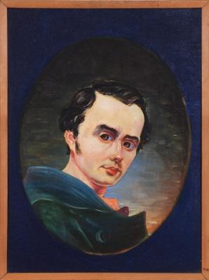 Копія з картини Юного Тараса Шевченка
